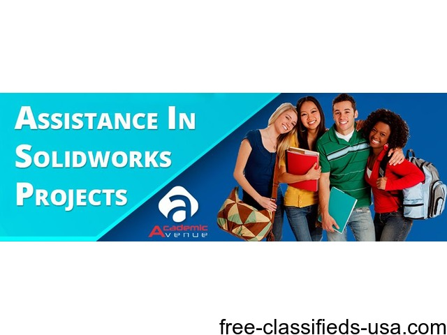 Assistance In Solidworks Projects