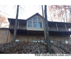 Lake Front 3 Acre 6Bdrm 4bth Home w/Dock