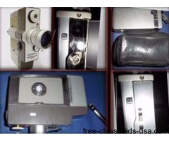 Vintage Cameras Take all 3 for $100.00