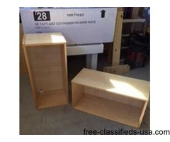 IKEA Besta Shelves (set)
