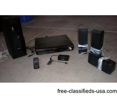Panasonic SC-PT750 Deluxe 5 DVD (HDMI) Home Theater System