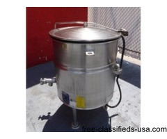 Cleveland Electric Kettle 40 Gallons,restaurant equipment