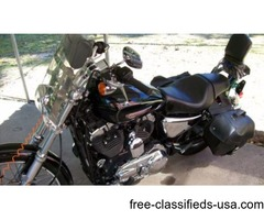 2009 XL1200 Custom,w/3k extras