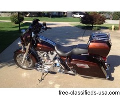 2001 HARLEY DAVIDSON LOW-RIDE ELECTRA GLIDE CUSTOM
