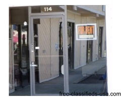 Lease Office Space - 114 N. Riverside Ave.