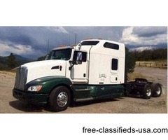 2015 Kenworth T660 For Sale
