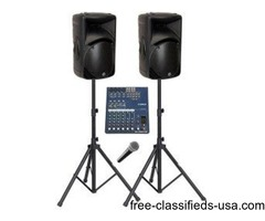 Wireless Mik and Sound Rental