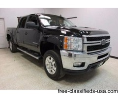 2014 Chevrolet 3500 4wd Diesel Automatic Crew Cab Short Bed