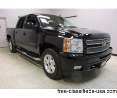 2013 Chevy 1500 4wd V8 Automatic Crew Cab Short Bed