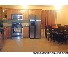 Vacation Villa 2/1 Kitchen Parking