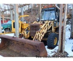JCB Backhoe / Loader