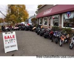 49-300cc Scooters, SSR Pit Bikes, Hammerhead (Polaris) Go-Karts & ATV'S