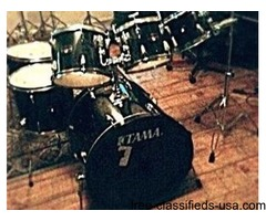 THE LEGENDS Tama Drums/Hardware