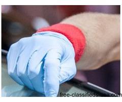 RV windshield repair