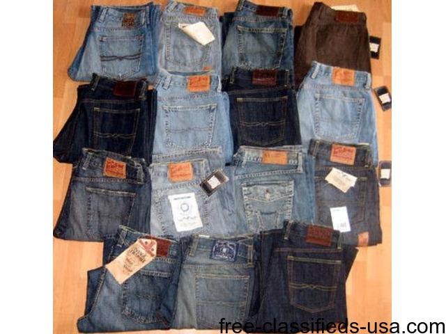 Lucky Brand Denim Jeans