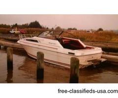 1979 25' Bayliner Boat/Tandem Trailer
