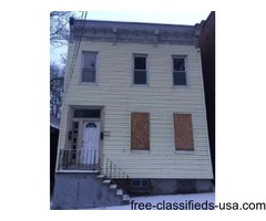 Lovely distressed 2 family home that has been vacant and needs TLC