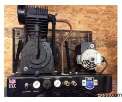 Air Compressor 5 Horse, 80 Gallon, 220 Volt