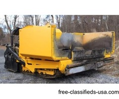 2006 MAULDIN 1750C ASPHALT PAVING MACHINE