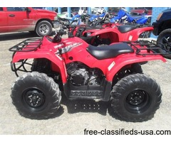 2014 Yamaha Grizzly 350 For Sale