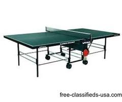 Ping Pong Table -Harvard