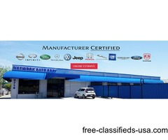 Exclusive Features of a Leading Auto Body Shop Los Angeles CA