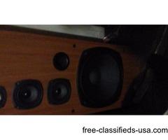 House speakers kenwood