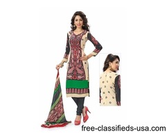 Buy Ethnic Churidar Suits at Best Price