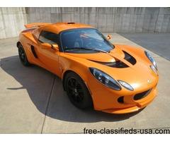 2007 Lotus Exige EXIGE S