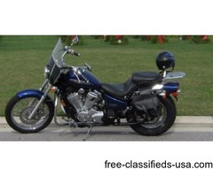 2003 Honda Shadow Deluxe