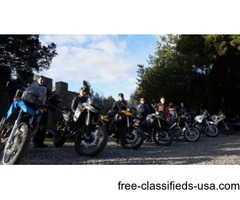 TOUR CHALLENGE: Crossing Patagonia on motorcycle PATAGONIA