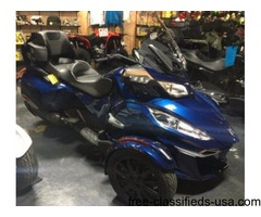 WAS $28,399.00! New 2016 Can-Am Spyder RT-S SE6 Motorcycle
