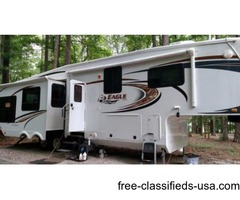 2012 luxury Jayco 35RLTS