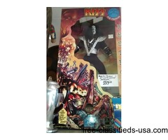 KISS ACE FREHLEY DESTROYER FIGURE