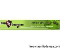Reliable Scorpion Pest Control Scottsdale AZ