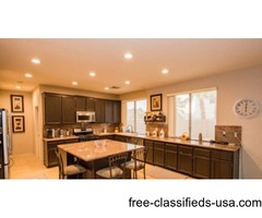 Henderson real estate listing with a pool and spa