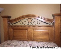Magestic Queen Bed Frame