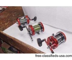 Fishing Reels (Ambassaduer 7000) 3ea.