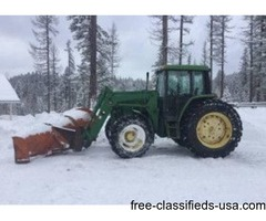 John Deere 6400 Tractor For Sale