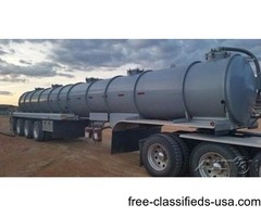 2015 Columbia CT 185 BBL Vac Tanker For Sale