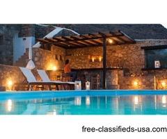 White Villa - A Luxury Vacation Accommodation in Mykonos, Greece