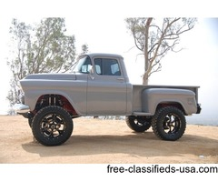 1959 Chevrolet Other Pickups Apache Step Side 4x4