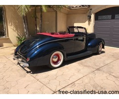 1940 Ford Model A