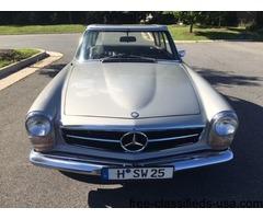 1969 Mercedes-Benz 200-Series 280 SL
