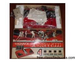 Magnavox Odyssey 2000 Video Game