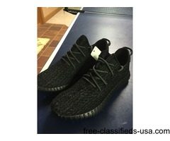Yeezy boost 350 Pirate Black Size 11 DS With Box And Receipt