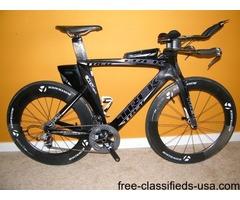 2015 Trek Speed Concept 9.9 TriathlonTime Trial bike