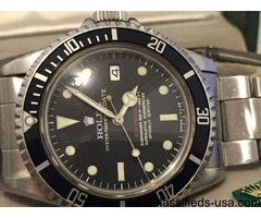 Rolex 1665 Single Red Seadweller