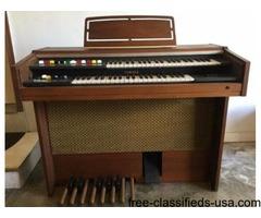Yamaha Organ BK model
