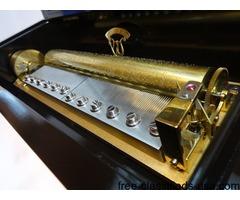 Massive vintage reuge 144 grand cartel music box Tchaikovsky